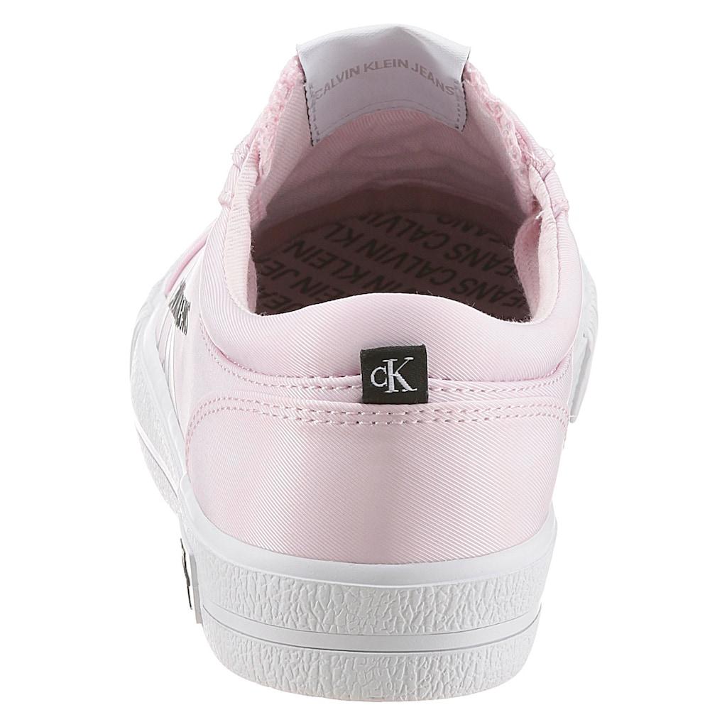 Calvin Klein Sneaker »SANDRA«, mit Gummikappe