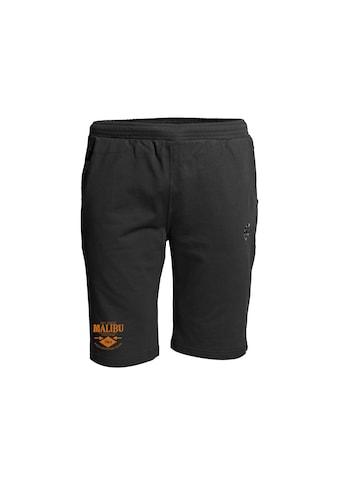 AHORN SPORTSWEAR Shorts mit kurzem Bein und Print kaufen