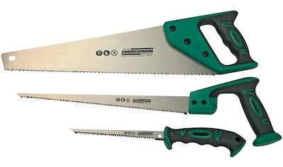 Brüder Mannesmann Werkzeuge Handsäge kaufen