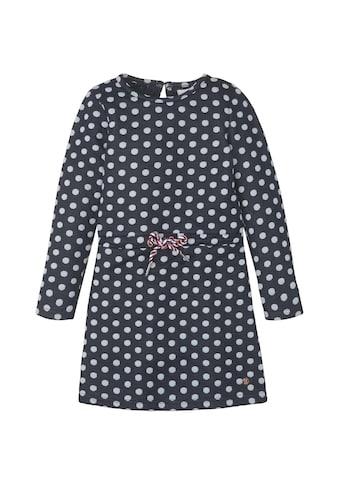 TOM TAILOR A - Linien - Kleid »Gepunktetes Kleid« kaufen