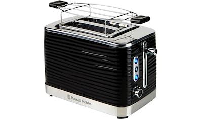 RUSSELL HOBBS Toaster »Inspire 24371-56«, 2 kurze Schlitze, 1050 W kaufen
