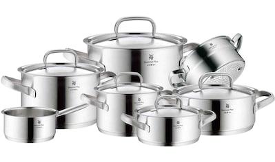 WMF Topf-Set »Gourmet Plus«, Edelstahl 18/10, (Set, 7 tlg.) kaufen