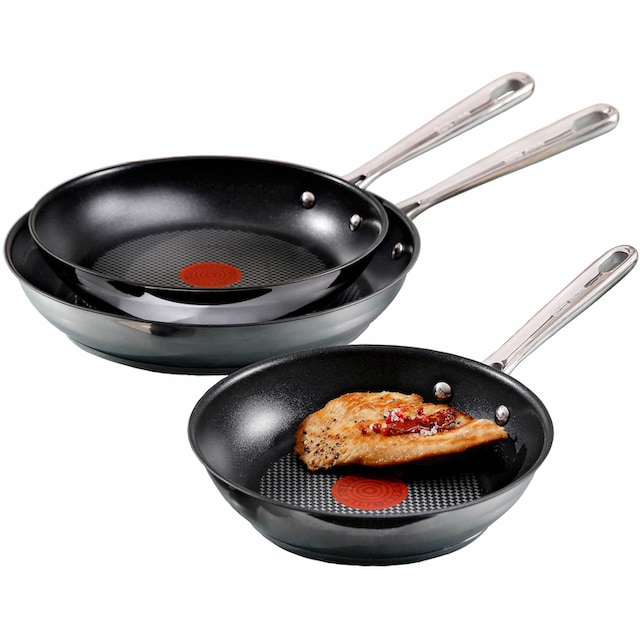Tefal Pfannen-Set »by Jamie Oliver« (Set, 3-tlg.)