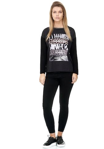 Decay Langarmshirt, mit verschiedenen Animal-Prints kaufen