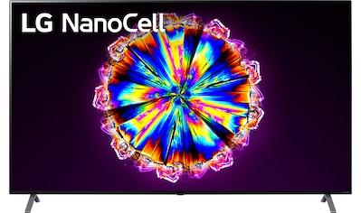 LG 75NANO906NA LCD - LED Fernseher (189 cm / (75 Zoll), 4K Ultra HD, Smart - TV kaufen