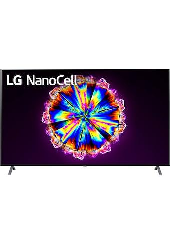 LG 75NANO906NA LED - Fernseher (189 cm / (75 Zoll), 4K Ultra HD, Smart - TV kaufen