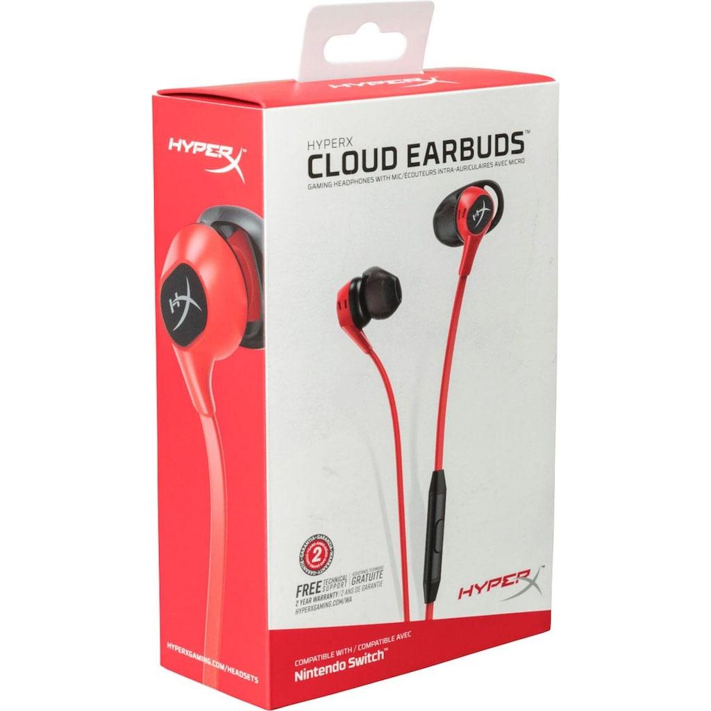 HyperX Gaming-Headset »Cloud Earbuds«
