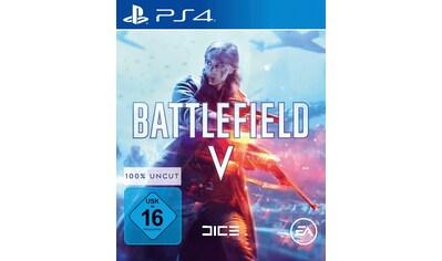 Battlefield V PlayStation 4 kaufen