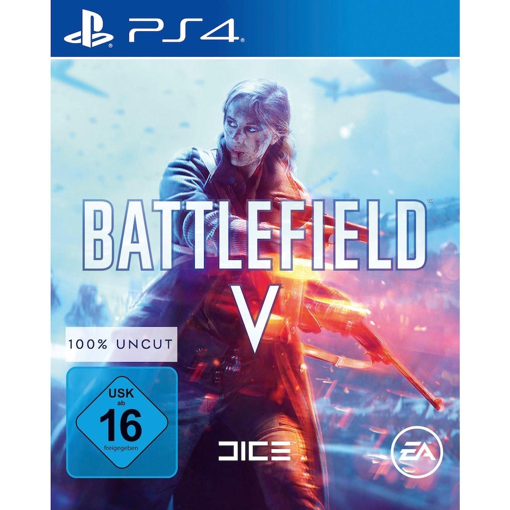 Electronic Arts Spiel »Battlefield V«, PlayStation 4