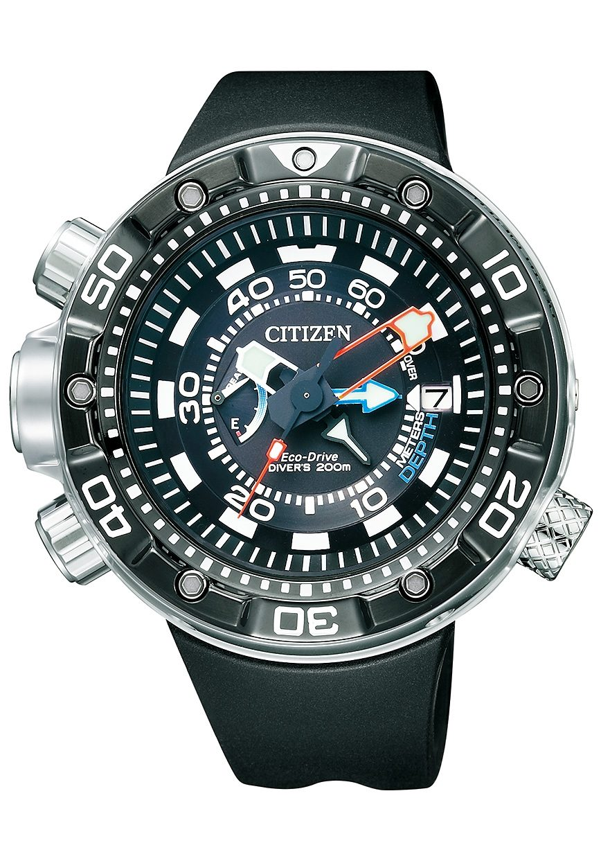 Citizen Solaruhr »BN2024-05E« | Uhren > Solaruhren | Schwarz | Citizen