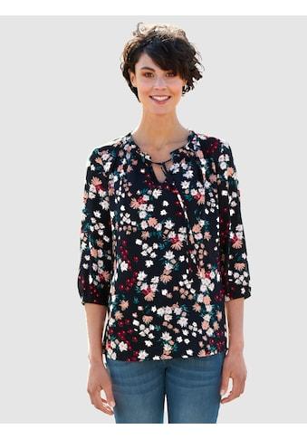 Dress In Bluse mit Rüschen am Kragen kaufen