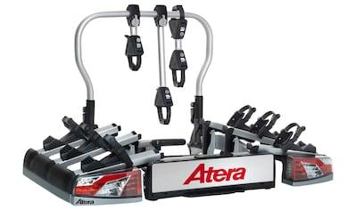 Komplett - Set: Kupplungsfahrradträger »Strada Vario 3«, für die Anhängerkupplung kaufen