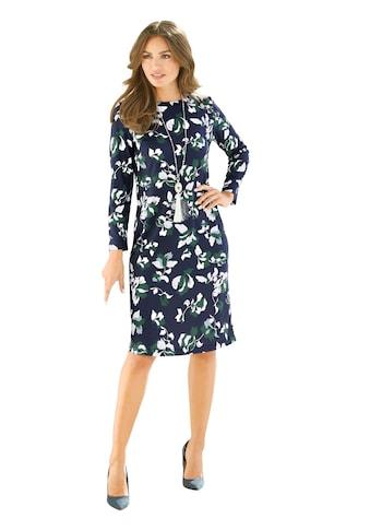 Lady Jersey - Kleid floral bedruckt kaufen
