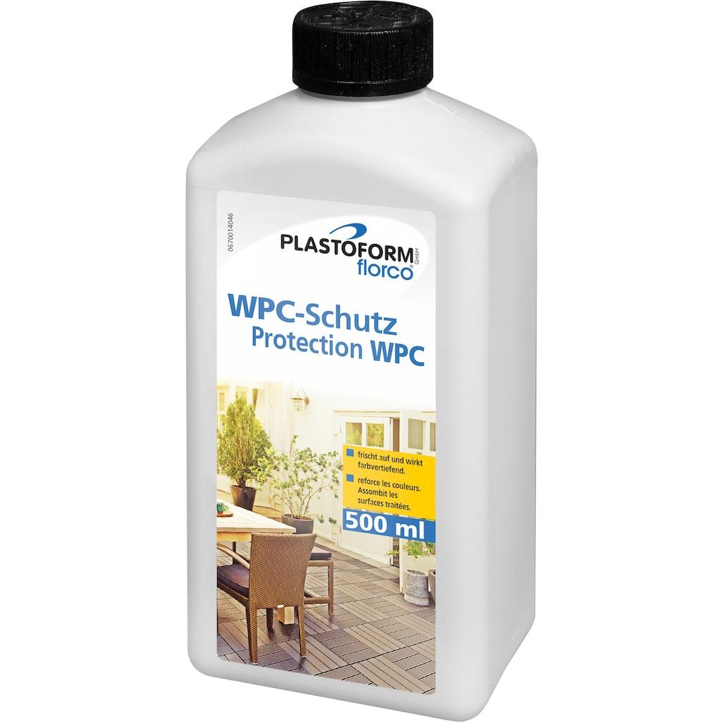 florco® Bodenpflegemittel, für WPC-Flächen, 500 ml