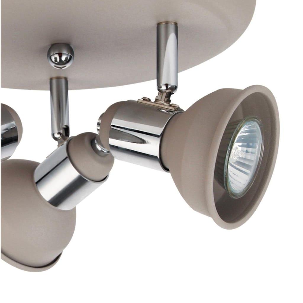 ACTION by WOFI Deckenleuchte »ISABEL«, GU10, Deckenlampe