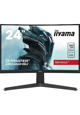 """Iiyama Gaming-Monitor »G-MASTER GB2466HSU-B1«, 60 cm/24 """", 1920 x 1080 px, Full HD, 1... kaufen"""