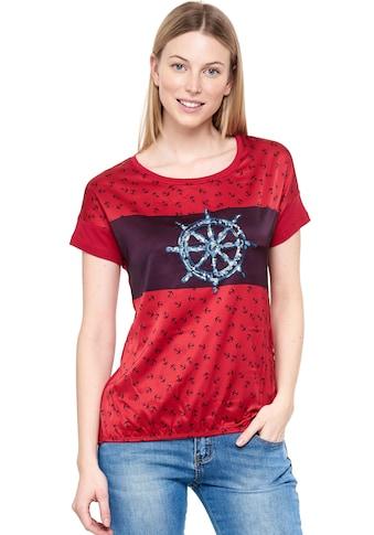 Decay T-Shirt »Anker«, im maritimen Design kaufen
