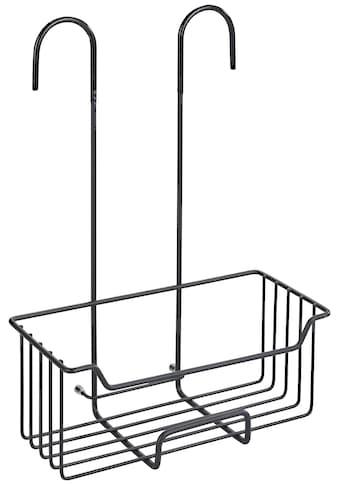 WENKO Duschregal »Milo«, (1 St.), 1 Korb zum Einhängen kaufen