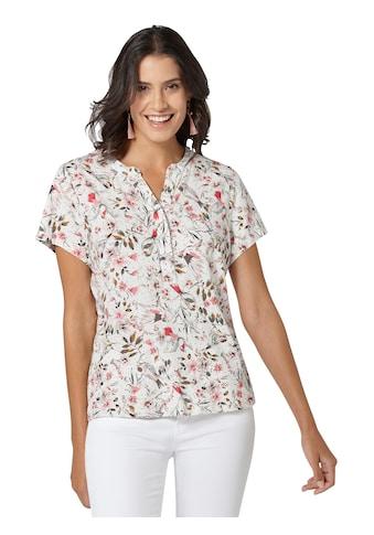 Inspirationen Shirt im kombifreudigen Druckmuster kaufen