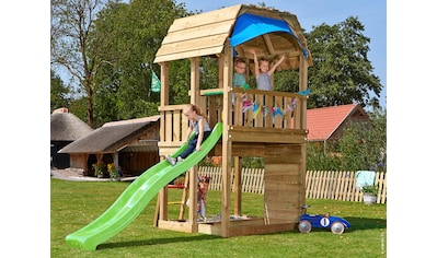 Jungle Gym Spielturm »Jungle Barn«, BxTxH: 210x380x320 cm kaufen