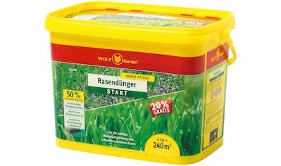 WOLF-Garten Rasendünger »LH 240 START«, 6 kg kaufen