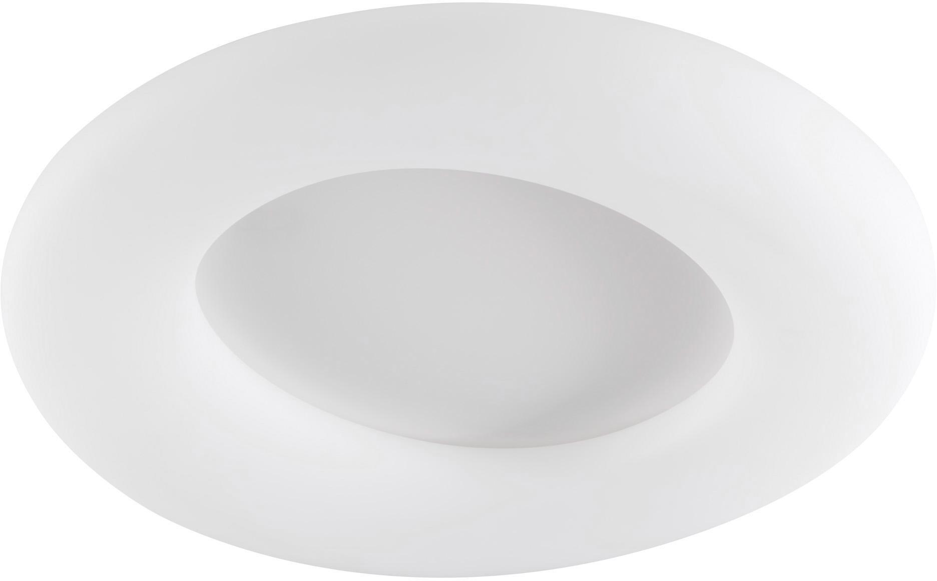 WOFI LED Deckenleuchte COUNTY, LED-Board, Warmweiß-Tageslichtweiß-Neutralweiß-Kaltweiß, LED Deckenlampe