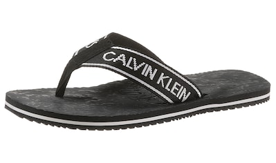 Calvin Klein Badezehentrenner, mit CK Logo kaufen
