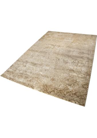 Wecon home Teppich »Vintage Tiles«, rechteckig, 12 mm Höhe, Wohnzimmer kaufen
