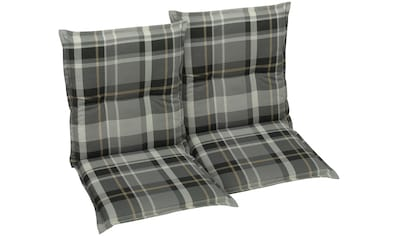 GO - DE Sesselauflage , (2er Set), (L/B): ca. 100x50 cm kaufen