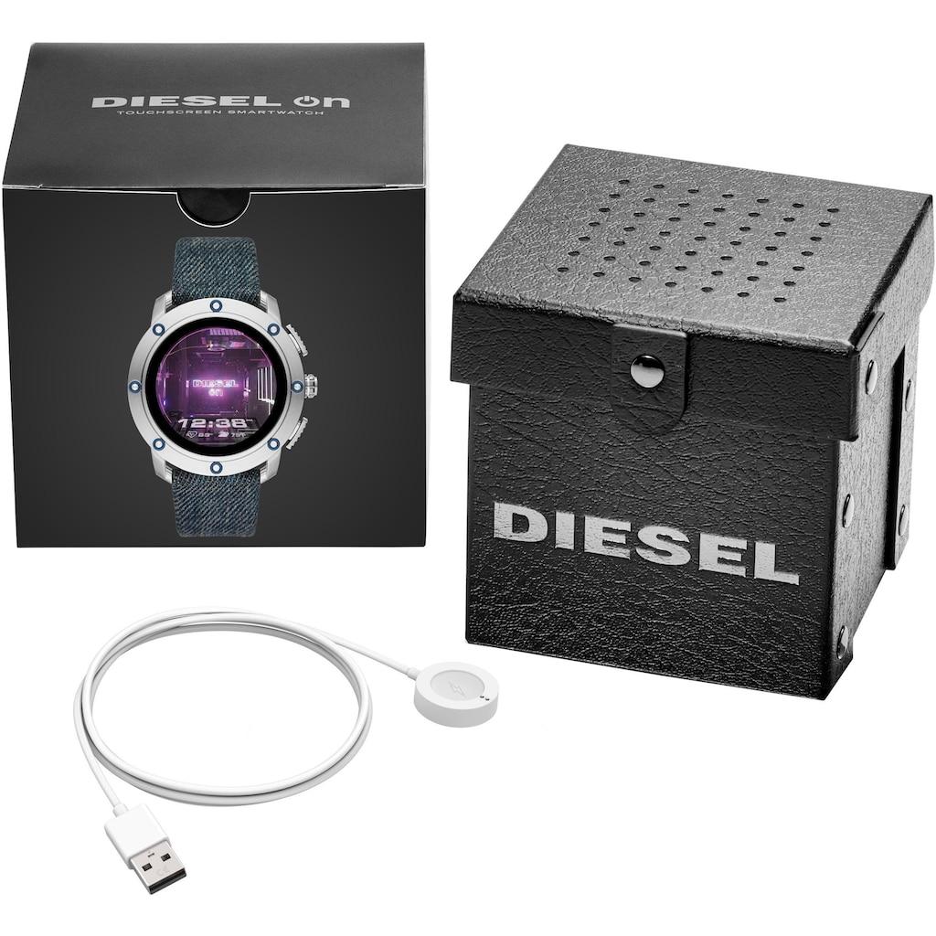 DIESEL ON AXIAL, DZT2015 Smartwatch