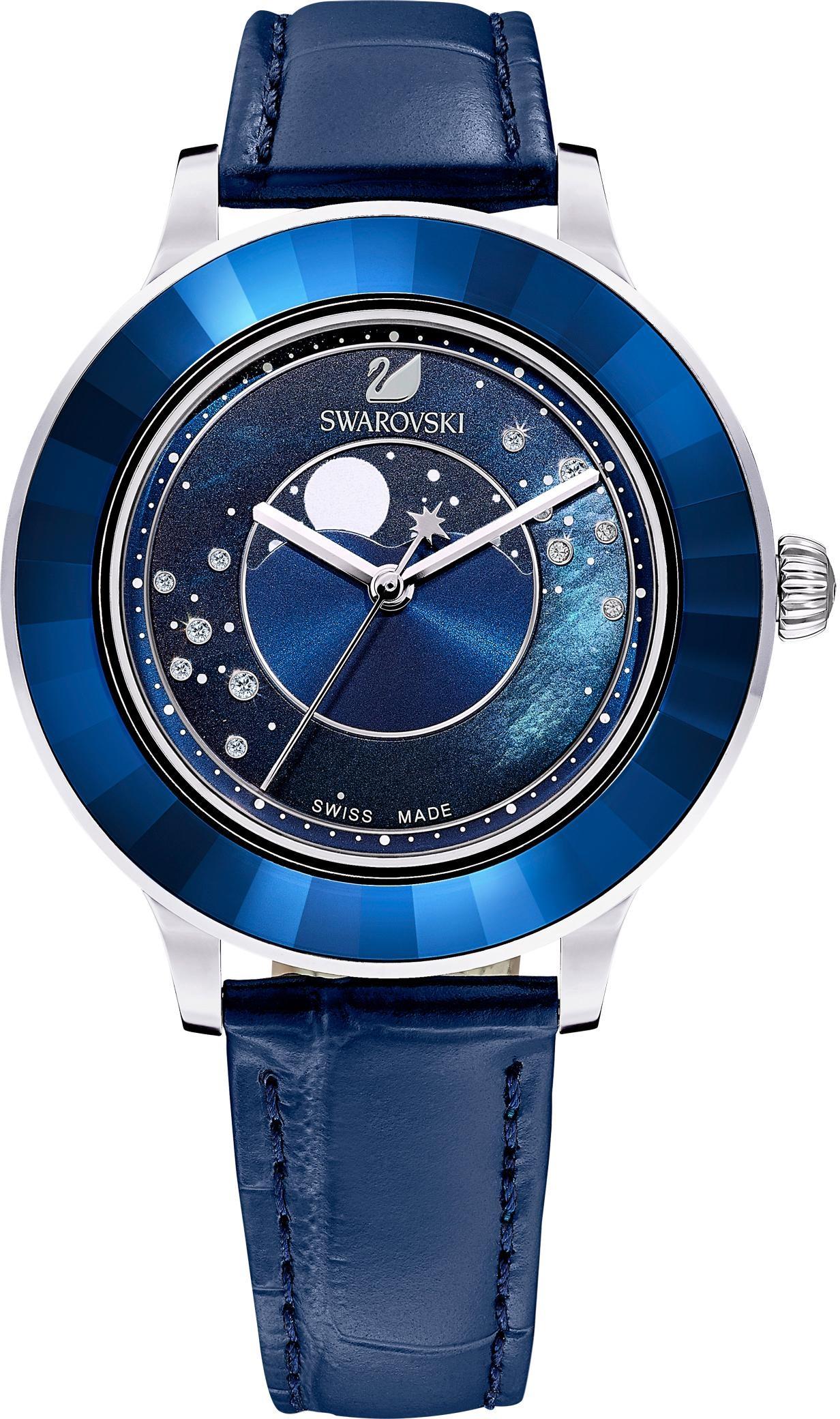 Swarovski Schweizer Uhr OCTEA LUX MOON LS 5516305 | Uhren > Schweizer Uhren | Swarovski