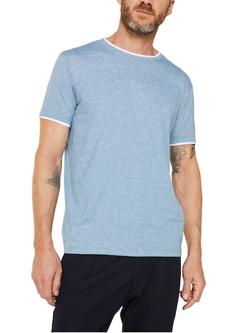 Esprit Rundhalsshirt, Lagen-Look kaufen