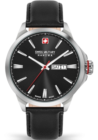 Swiss Military Hanowa Schweizer Uhr »DAY DATE CLASSIC, 06-4346.04.007.07« kaufen