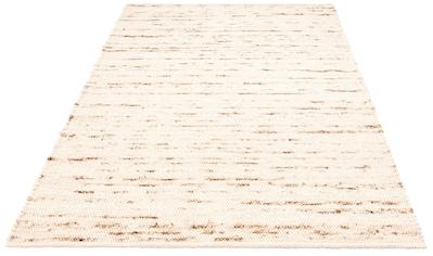 Home affaire Wollteppich »David«, rechteckig, 16 mm Höhe, reine Wolle, handgewebt,... kaufen
