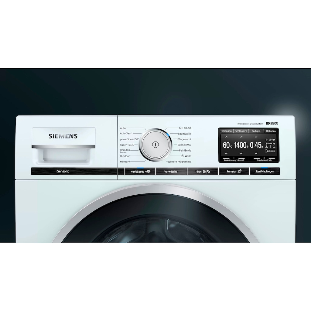 SIEMENS Waschmaschine, WM14VE43