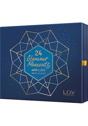 L.O.V Adventskalender »24 GLAMOUR MOMENTS WITH L.O.V«, ab 14 Jahren kaufen