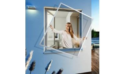 WINDHAGER Insektenschutz - Fenster »EXPERT Spannrahmen«, BxH: 140x150 cm kaufen