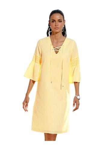 Amy Vermont Kleid mit Volantärmel kaufen