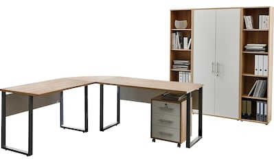 BMG Büro-Set »Tabor Office 3«, (Set, 6 St.) kaufen