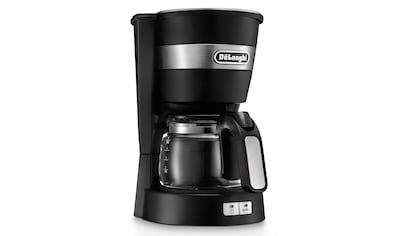 De'Longhi Filterkaffeemaschine »ACTIVE LINE ICM14011.BK«, Permanentfilter kaufen