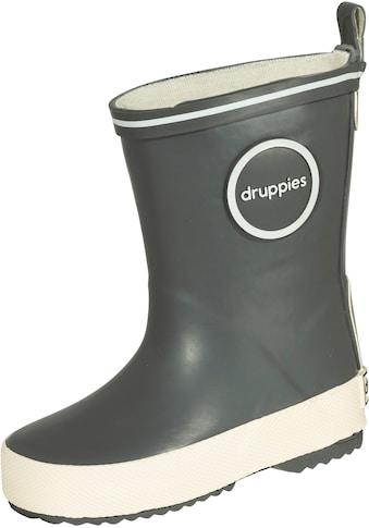 Druppies Gummistiefel, mit Einstiegshilfe kaufen