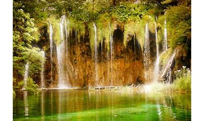 Papermoon Fototapete »Fairy Waterfall« kaufen