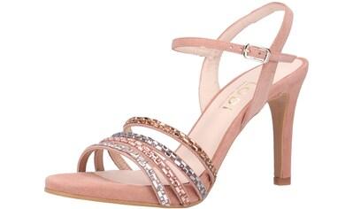 Lodi High - Heel - Sandalette »Leder« kaufen