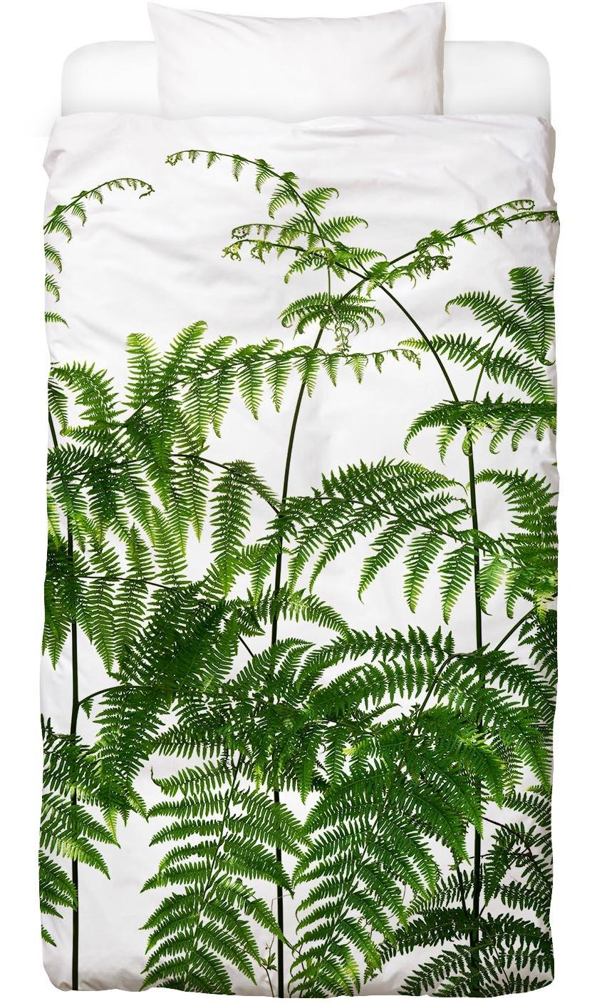 Bettwäsche Flora - Adlerfarn Juniqe