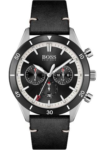 Boss Multifunktionsuhr »SANTIAGO, 1513864« kaufen