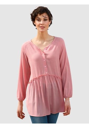 Dress In Longbluse in langer Form kaufen