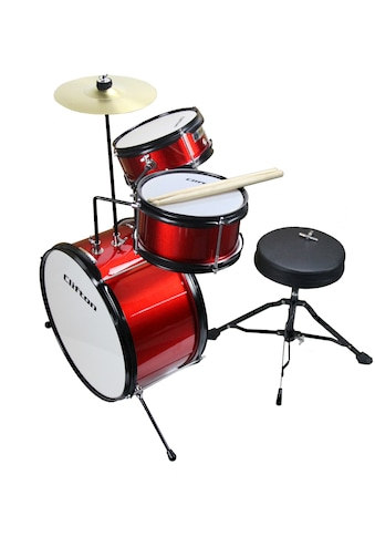 Clifton Kinderschlagzeug »Junior Drum, rot« kaufen