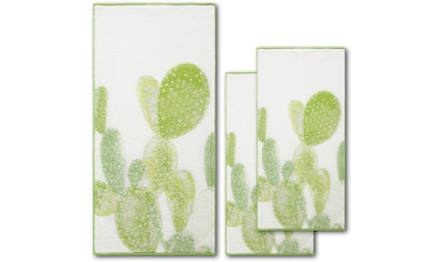 Dyckhoff Handtuch Set »Green Paradise Cactus«, mit Kakteenmotiven kaufen