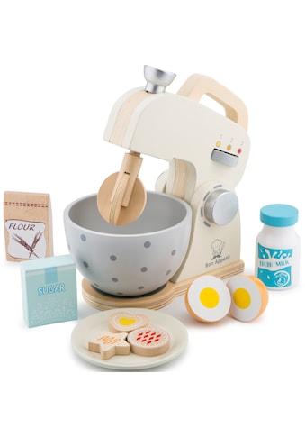 New Classic Toys® Kinder-Rührgerät »Bon Appetit - Mixer mit Zubehör, Creme« kaufen