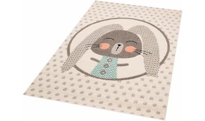 Kinderteppich, »Bunny Marty«, Zala Living, rechteckig, Höhe 8 mm, maschinell gewebt kaufen